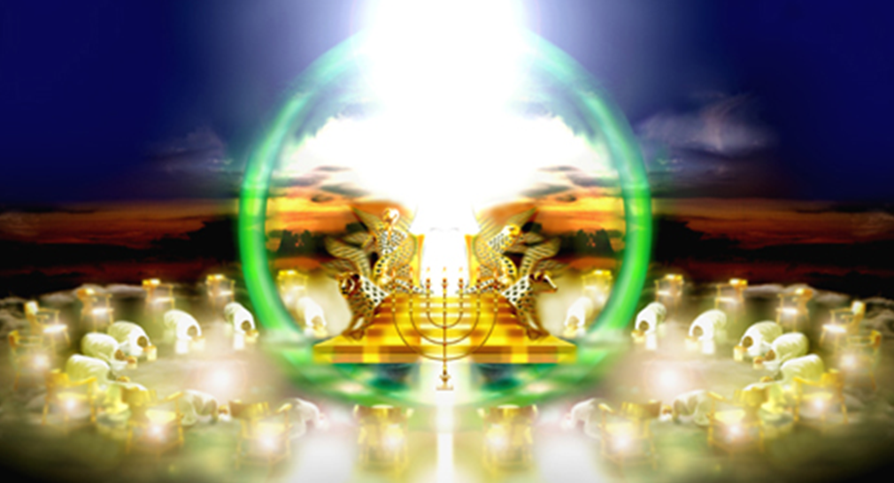 Woman's near-death vision of heaven confirms