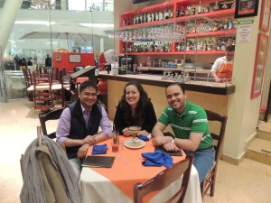 """Last Men (and Woman) Standing"" IALU Forum 2013): Nestor, Cynthia, and me"