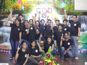 K3J's Anniversary Theme: God Is Able